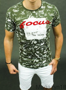 T-shirt focus5 green
