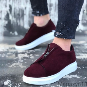 Sneakers  Wagoo #4 bordo