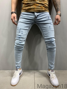 NEW Jeansy 989 blue