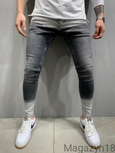 NEW Jeansy 5050 grey