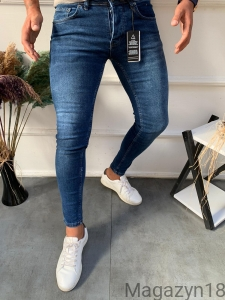 New jeans 4402-02 blue
