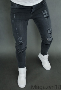 Jeans 110 Grey Ctr