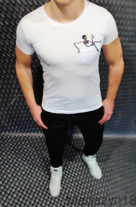 T-shirt 1106 Athletic white